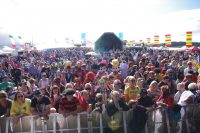 Crowd Watchet Festival