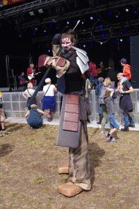 Samurai festival