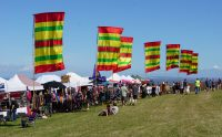 Watchet Festival Flags